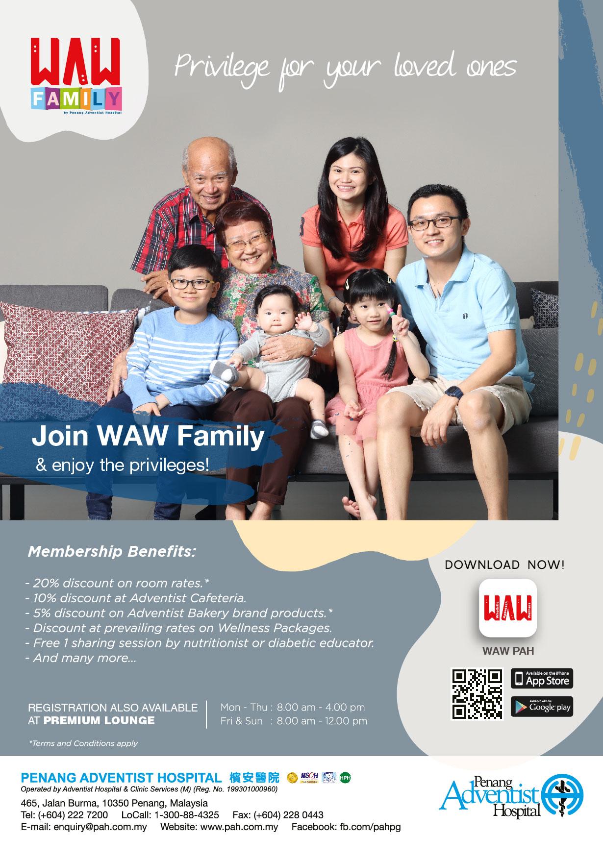 WAW Family
